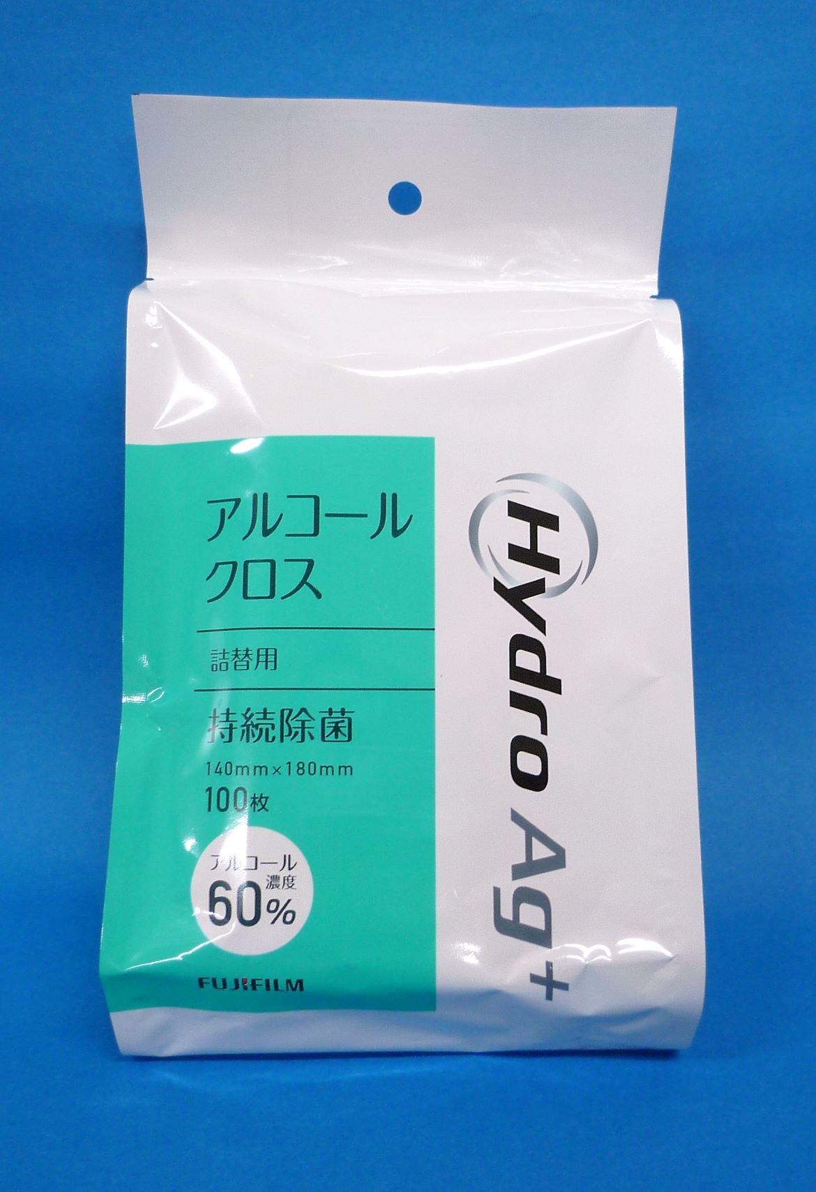 Hydro Ag+ アルコールクロス詰替用