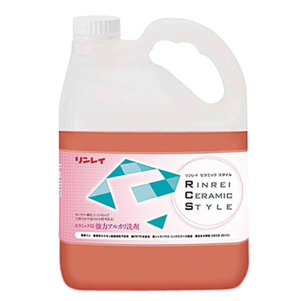 セラミック用アルカリ洗剤